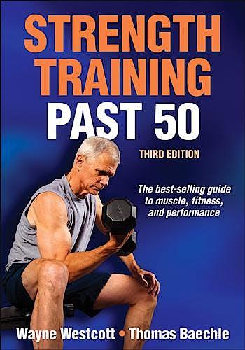 Portada del libro 9781450497916 Strength Training Past 50