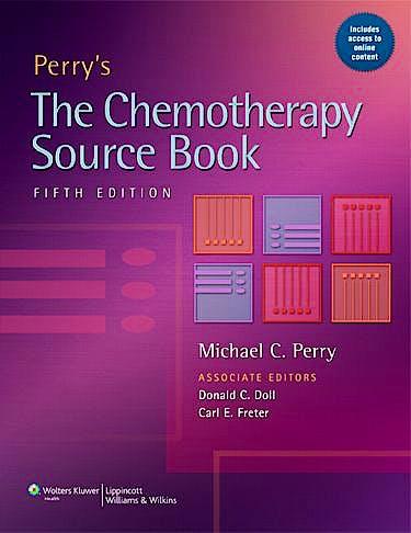 Portada del libro 9781451101454 Perry's the Chemotherapy Source Book + Online Access