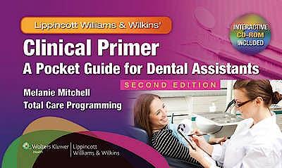 Portada del libro 9781451105087 Clinical Primer. a Pocket Guide for Dental Assistants