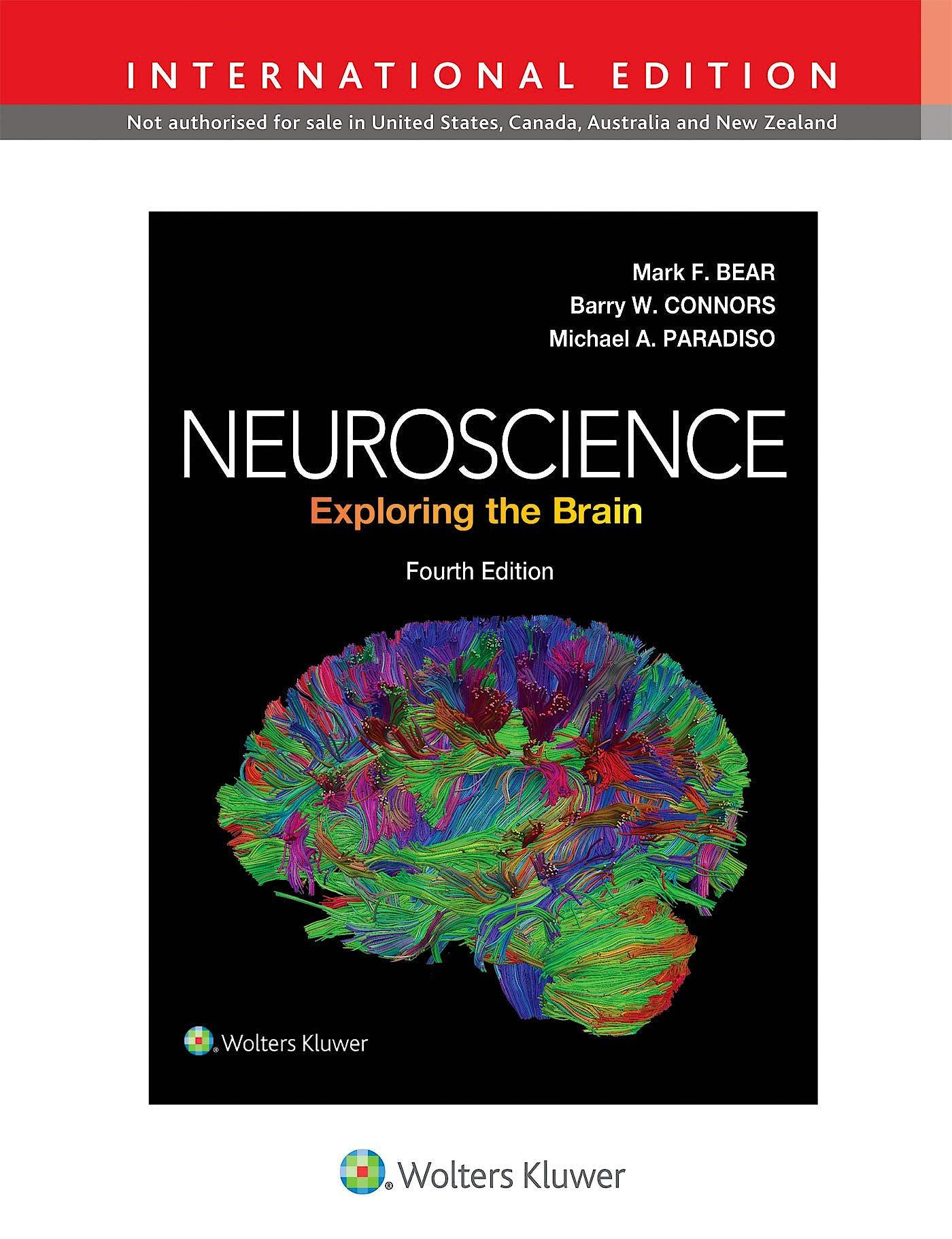 Portada del libro 9781451109542 Neuroscience. Exploring the Brain (International Edition)