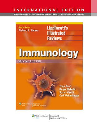 Portada del libro 9781451111545 Immunology (International Edition) (Lippincott's Illustrated Reviews)