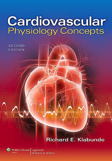Portada del libro 9781451113846 Cardiovascular Physiology Concepts