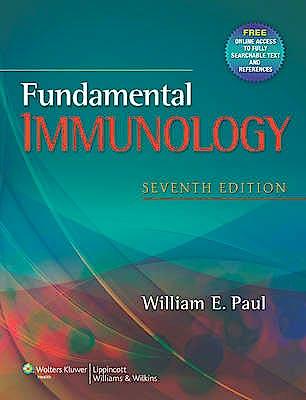 Portada del libro 9781451117837 Fundamental Immunology (Online and Print)