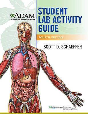 Portada del libro 9781451120394 a.d.a.m. Student Lab Activity Guide
