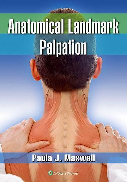 Portada del libro 9781451130720 Anatomical Landmark Palpation (Book + Video)