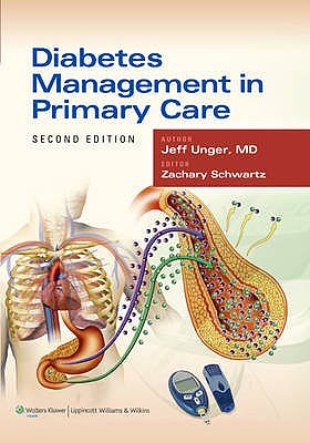 Portada del libro 9781451142952 Diabetes Management in Primary Care