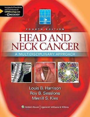 Portada del libro 9781451144871 Head and Neck Cancer. a Multidisciplinary Approach (Online and Print)
