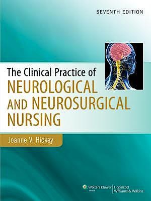 Portada del libro 9781451172676 The Clinical Practice of Neurological and Neurosurgical Nursing