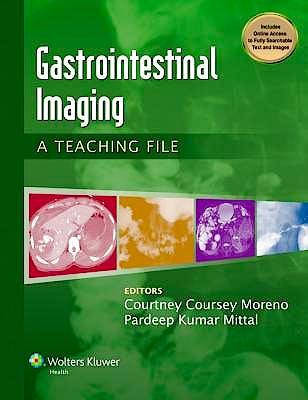 Portada del libro 9781451173376 Gastrointestinal Imaging. A Teaching File