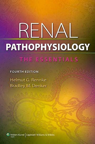 Portada del libro 9781451173383 Renal Pathophysiology. The Essentials