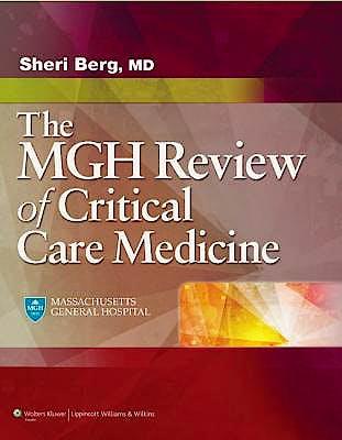 Portada del libro 9781451173680 The Massachusetts General Hospital (Mgh) Review of Critical Care Medicine