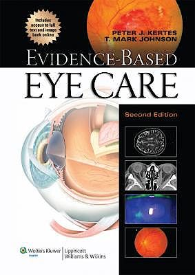 Portada del libro 9781451176384 Evidence-Based Eye Care (Online and Print)