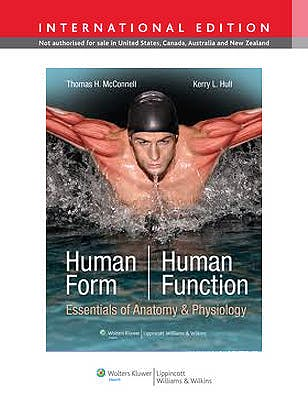 Portada del libro 9781451176704 Human Form, Human Function. Essentials of Anatomy and Physiology (International Edition)