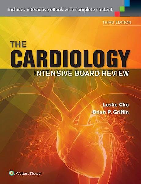 Portada del libro 9781451176711 The Cardiology Intensive Board Review