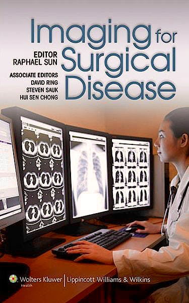 Portada del libro 9781451186383 Imaging for Surgical Disease