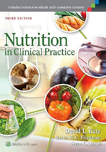 Portada del libro 9781451186642 Nutrition in Clinical Practice