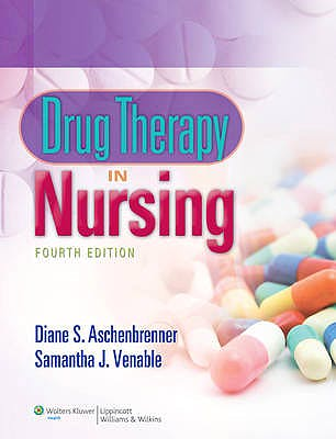 Portada del libro 9781451187663 Drug Therapy in Nursing