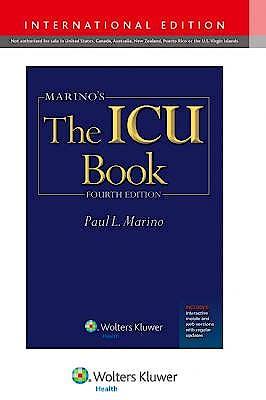 Portada del libro 9781451188691 The Icu Book (International Edition)
