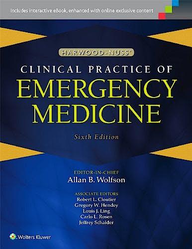 Portada del libro 9781451188813 Harwood-Nuss' Clinical Practice of Emergency Medicine