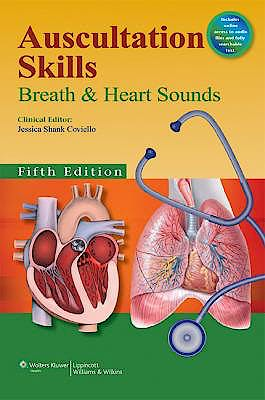 Portada del libro 9781451189995 Auscultation Skills. Breath and Heart Sounds