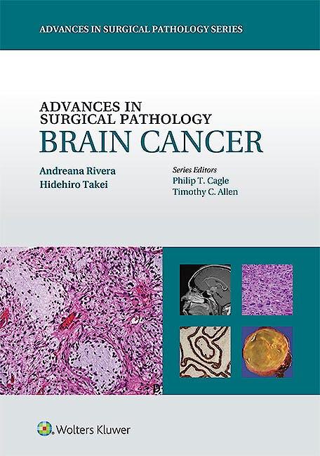 Portada del libro 9781451190915 Advances in Surgical Pathology. Brain Cancer