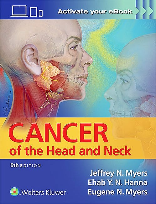 Portada del libro 9781451191134 Cancer of the Head and Neck