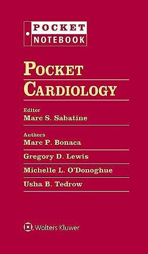 Portada del libro 9781451191882 Pocket Cardiology