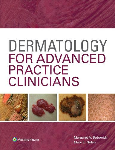 Portada del libro 9781451191974 Dermatology for Advanced Practice Clinicians
