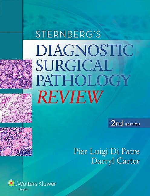 Portada del libro 9781451192117 Sternberg's Diagnostic Surgical Pathology Review + Online Access