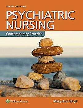 Portada del libro 9781451192438 Psychiatric Nursing. Contemporary Practice