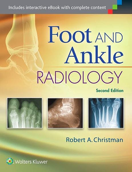 Portada del libro 9781451192834 Foot and Ankle Radiology