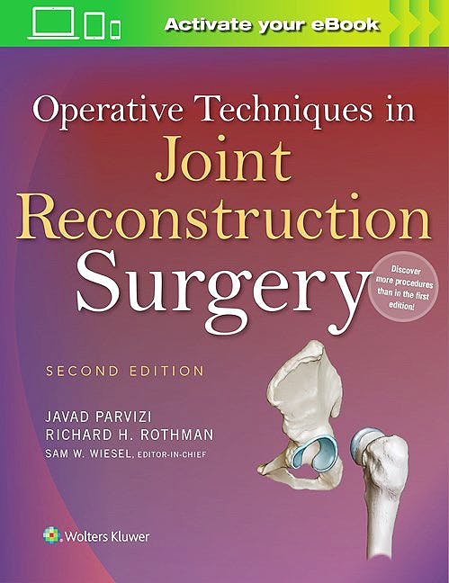 Portada del libro 9781451193060 Operative Techniques in Joint Reconstruction Surgery