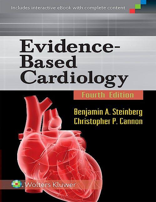 Portada del libro 9781451193305 Evidence-Based Cardiology