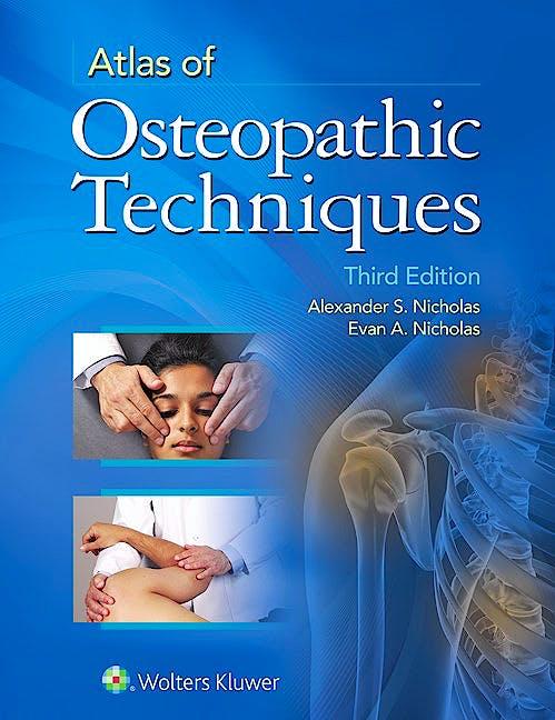 Portada del libro 9781451193411 Atlas of Osteopathic Techniques