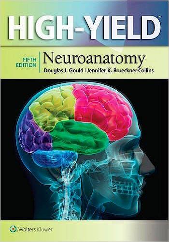 Portada del libro 9781451193435 High-Yield Neuroanatomy