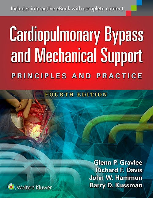 Portada del libro 9781451193619 Cardiopulmonary Bypass and Mechanical Support. Principles and Practice