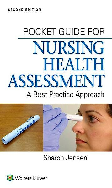 Portada del libro 9781451193695 Pocket Guide for Nursing Health Assessment. a Best Practice Approach