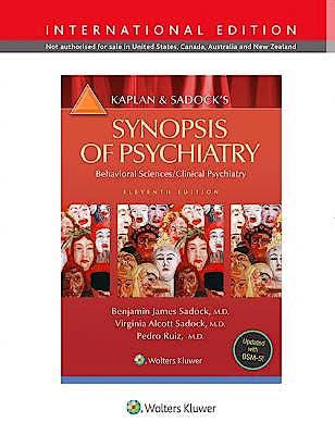 Portada del libro 9781451194340 Kaplan and Sadock's Synopsis of Psychiatry. Behavioral Sciences/Clinical Psychiatry. International Edition