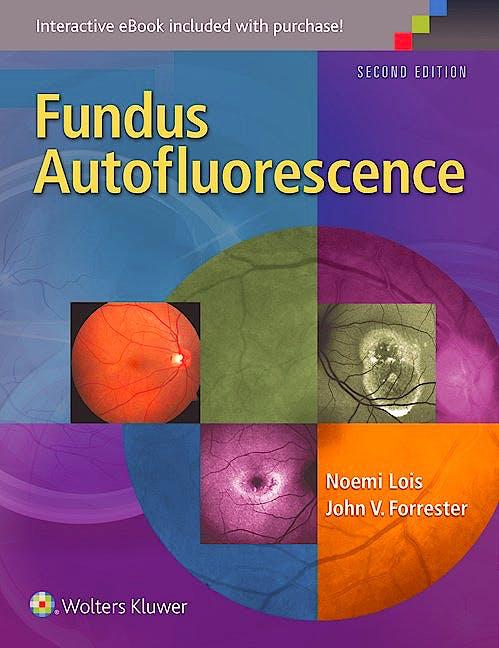 Portada del libro 9781451194593 Fundus Autofluorescence