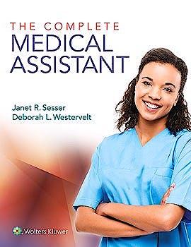 Portada del libro 9781451194715 The Complete Medical Assistant