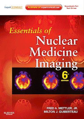 Portada del libro 9781455701049 Essentials of Nuclear Medicine Imaging (Online and Print)