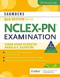 Portada del libro 9781455702657 Saunders Q & A Review for the NCLEX-PN® Examination