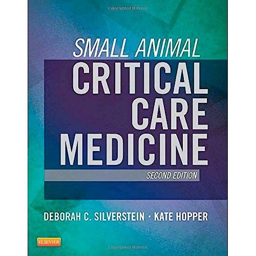 Portada del libro 9781455703067 Small Animal Critical Care Medicine