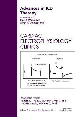 Portada del libro 9781455704248 Advances in Icd Therapy, an Issue of Cardiac Electrophysiology Clinics, Vol. 3-3