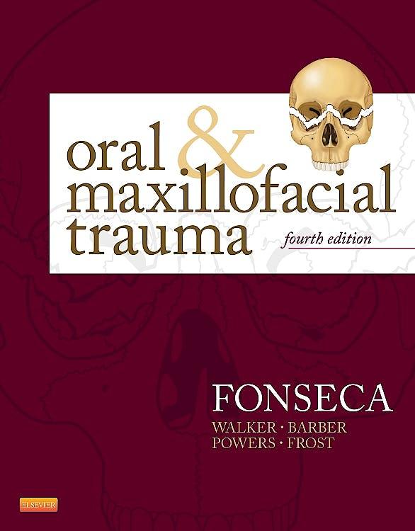 Portada del libro 9781455705542 Oral and Maxillofacial Trauma