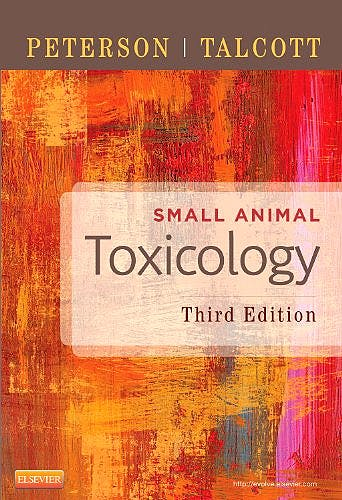 Portada del libro 9781455707171 Small Animal Toxicology