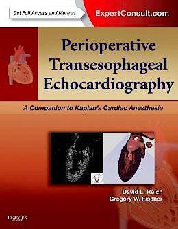 Portada del libro 9781455707614 Perioperative Transesophageal Echocardiography. a Companion to Kaplan's Cardiac Anesthesia (Online and Print)