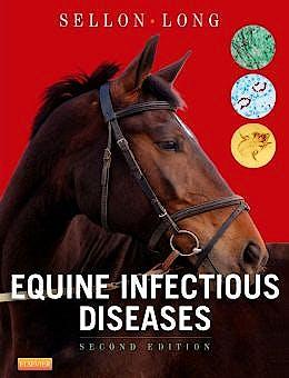 Portada del libro 9781455708918 Equine Infectious Diseases