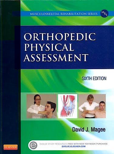 Portada del libro 9781455709779 Orthopedic Physical Assessment