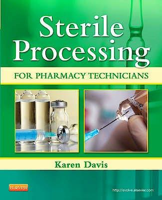 Portada del libro 9781455711277 Sterile Processing for Pharmacy Technicians